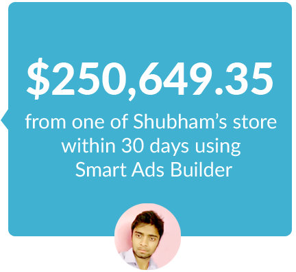 250k using fb ads and smart ads builder